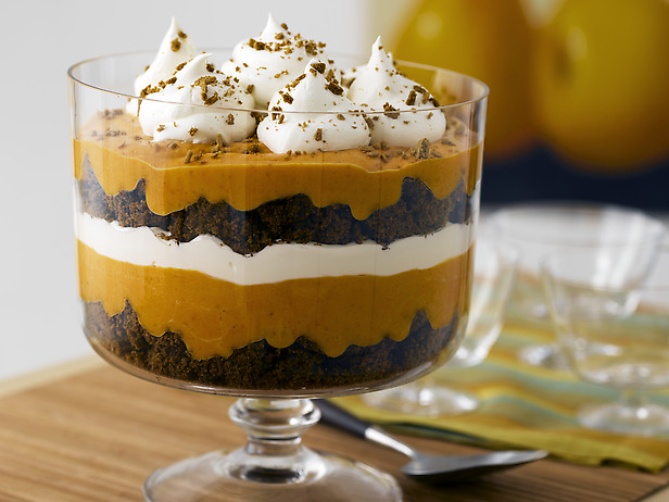 ... should i give in and just serve the pumpkin pie pumpkin trifle