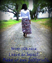 Leaving an impact..