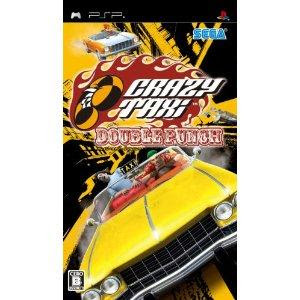 [GAMES] クレイジータクシー ダブルパンチ / Crazy Taxi Double Punch (PSP/ISO/JPN)