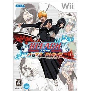 [Wii] Bleach Versus Crusade [ブリーチ バーサス・クルセイド] (JPN) ISO Download