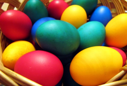 This is a great alternative to your store bought egg dye. Not only is ...