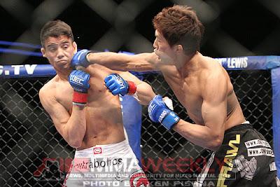WEC 40: Torres vs. Mizugaki - Miguel Torres vs. Takeya Mizugaki
