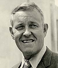 Oregon Governor Tom McCall