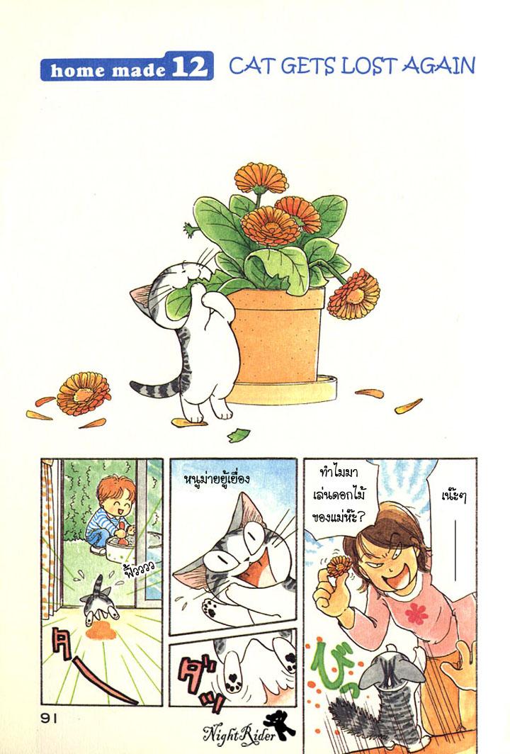 อ่านการ์ตูน Chisweet home 12 ภาพที่ 2