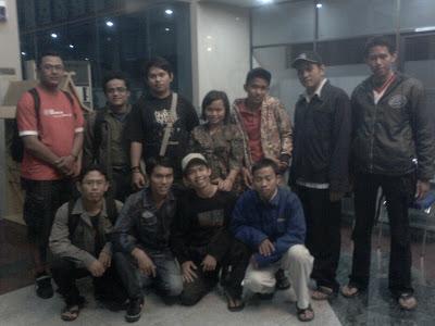 Kopdar Pertama Blogger Pekanbaru, Orang Malam Minggu Kami Kopdar