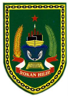 lambang-logo rohil, rokan hilir - berita sengketa tanah ulayat