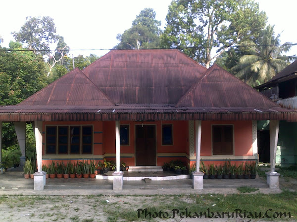 Traditional House of Riau, Rumah Limas
