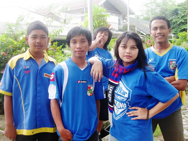 Askar Theking, Pekanbaru Riau Football Team Supporter