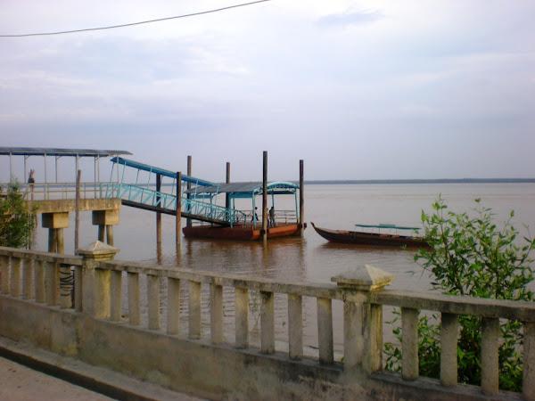 Pelabuhan di Teluk Dalam, Penyalai