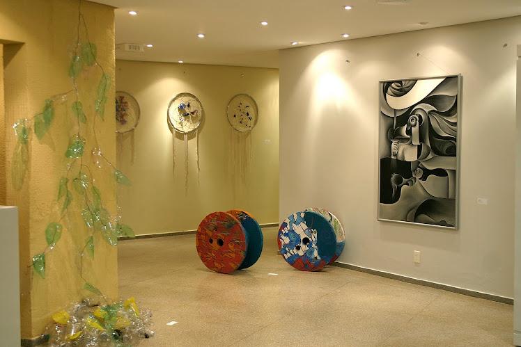 Galeria de Arte - Fundação Cultural de Palmas- TO