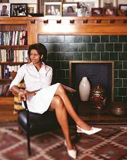 Michelle Obama and African Press Update