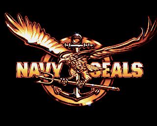 The U.S. Navy SEALS Logo