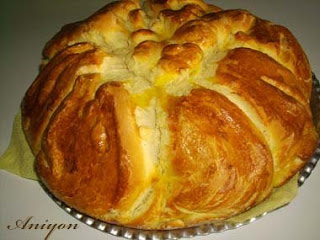 gourmet recipes - bread sun