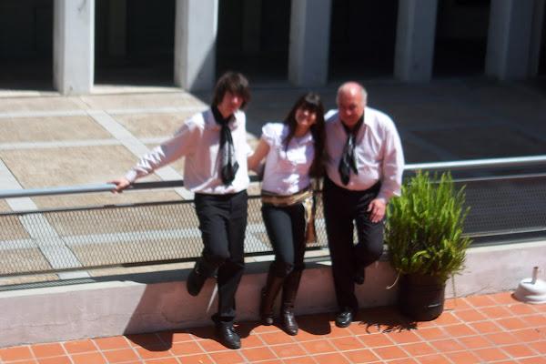 Pre Cosquin - Antonella y Raices de guitarras -
