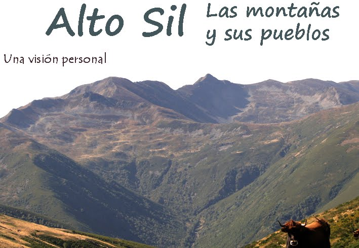 Alto Sil. Las montaas y sus pueblos