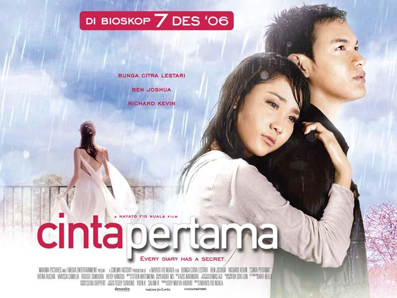 Cinta pertama movie