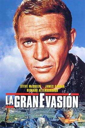 La Gran Evasión (1962)