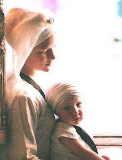 La bendición de una Madre