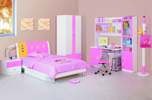 Nice bedroom for kids small bedroom design for children - Children bedrooms ...