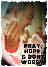 St.Padre Pio of Pietrelcina