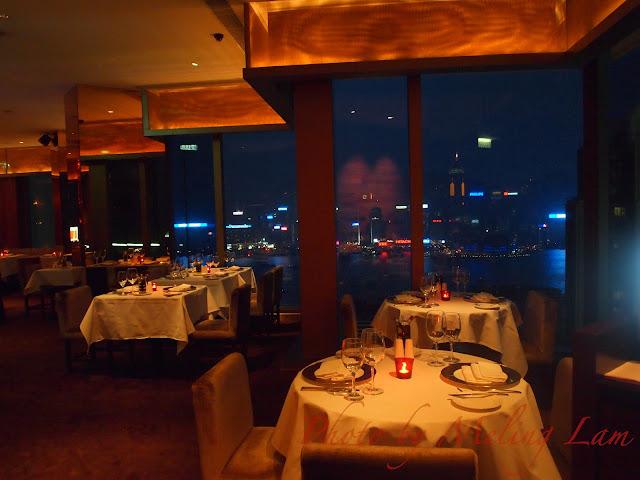 龍蝦 黑松露 晚餐 麗景酒店 Santa Lucia lobster truffle