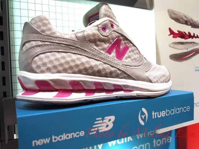 New Balance TrueBalance toning shoes 健步鞋 美腿