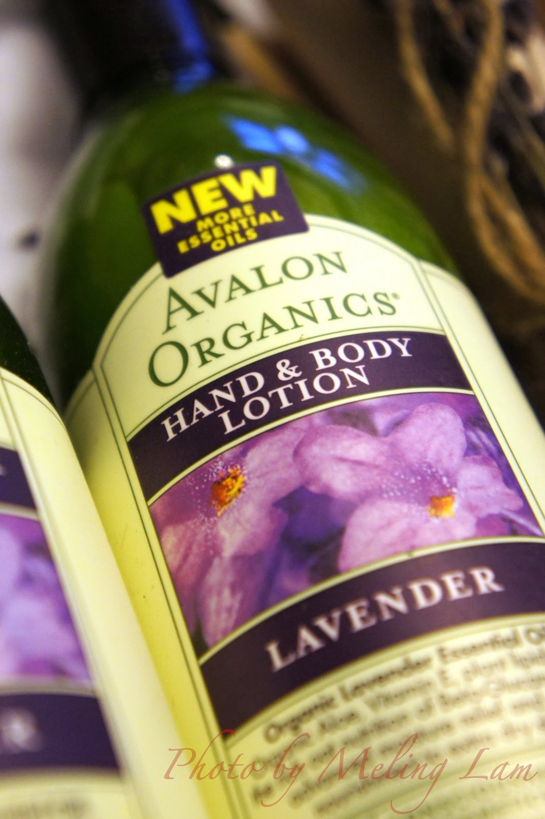 avalon organics hand body lotion organic lavender