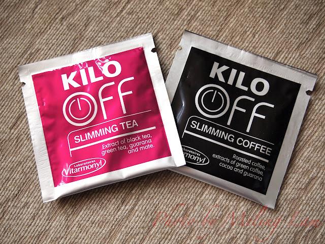 kilo off slimming tea slimming coffee 瘦身茶 瘦身咖啡 減肥