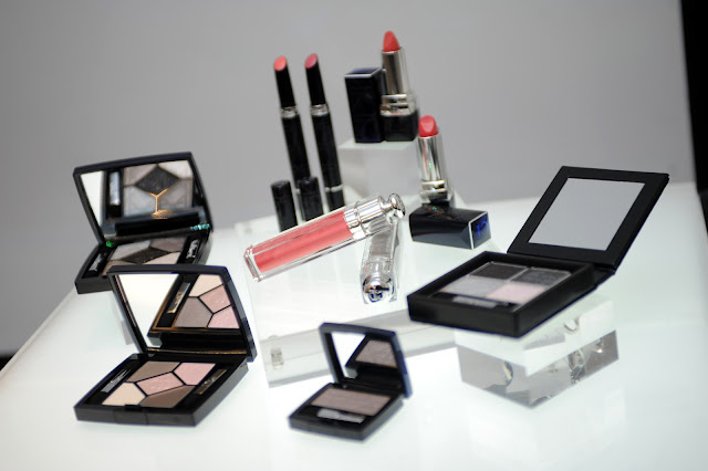 dior grey 2011 spring makeup GRIS MONTAIGNE