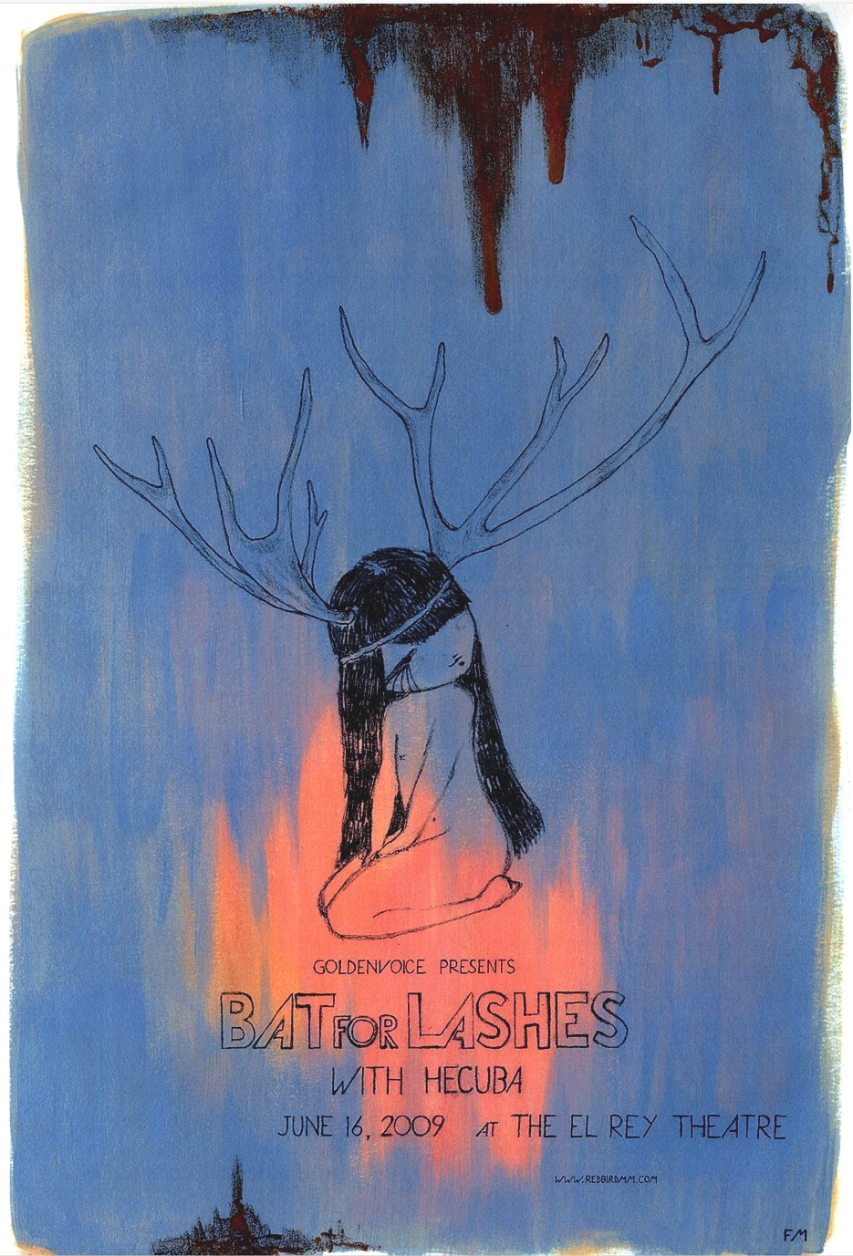 Bat for Lashes - Field day 2013 - image 1 - student project