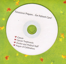 Tenacious Prayers...on CD
