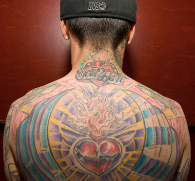 The sacred heart tattoo. Heart tattoos are fairly widely accepted as there