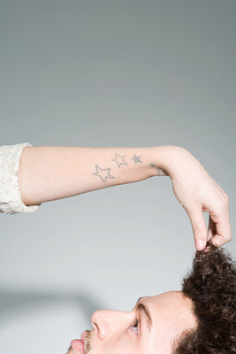 Small Star Tattoo Wrist