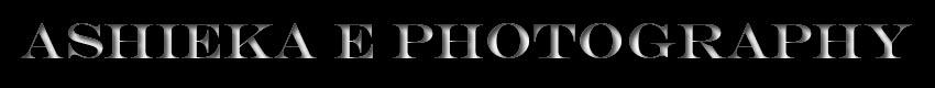 Ashieka E Photography
