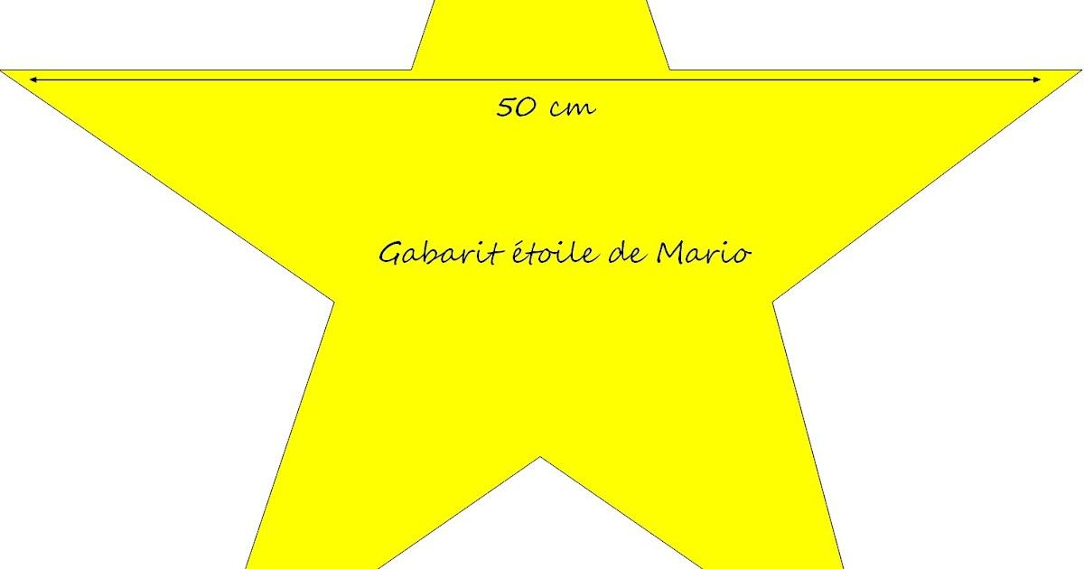 Sehr Planète Bichette: Patron étoile de Mario BM92