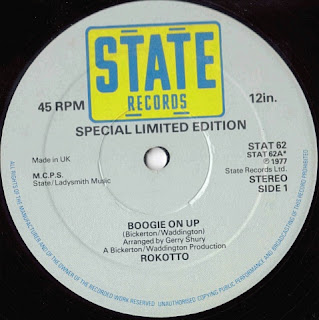 Rokotto - Boogie On Up (1977) 12