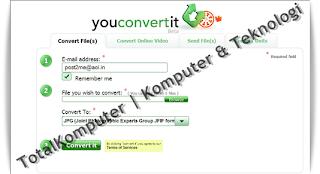 Cara Mengubah PDF ke JPG Secara Online - Galih Pratama Blog