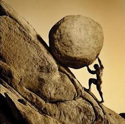 El que lo intenta puede fracasar.........