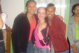 Ludmilla, Eu e Stefanny...