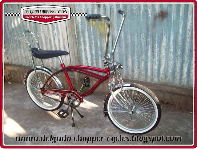 Bicicleta lowrider mexican - DCC