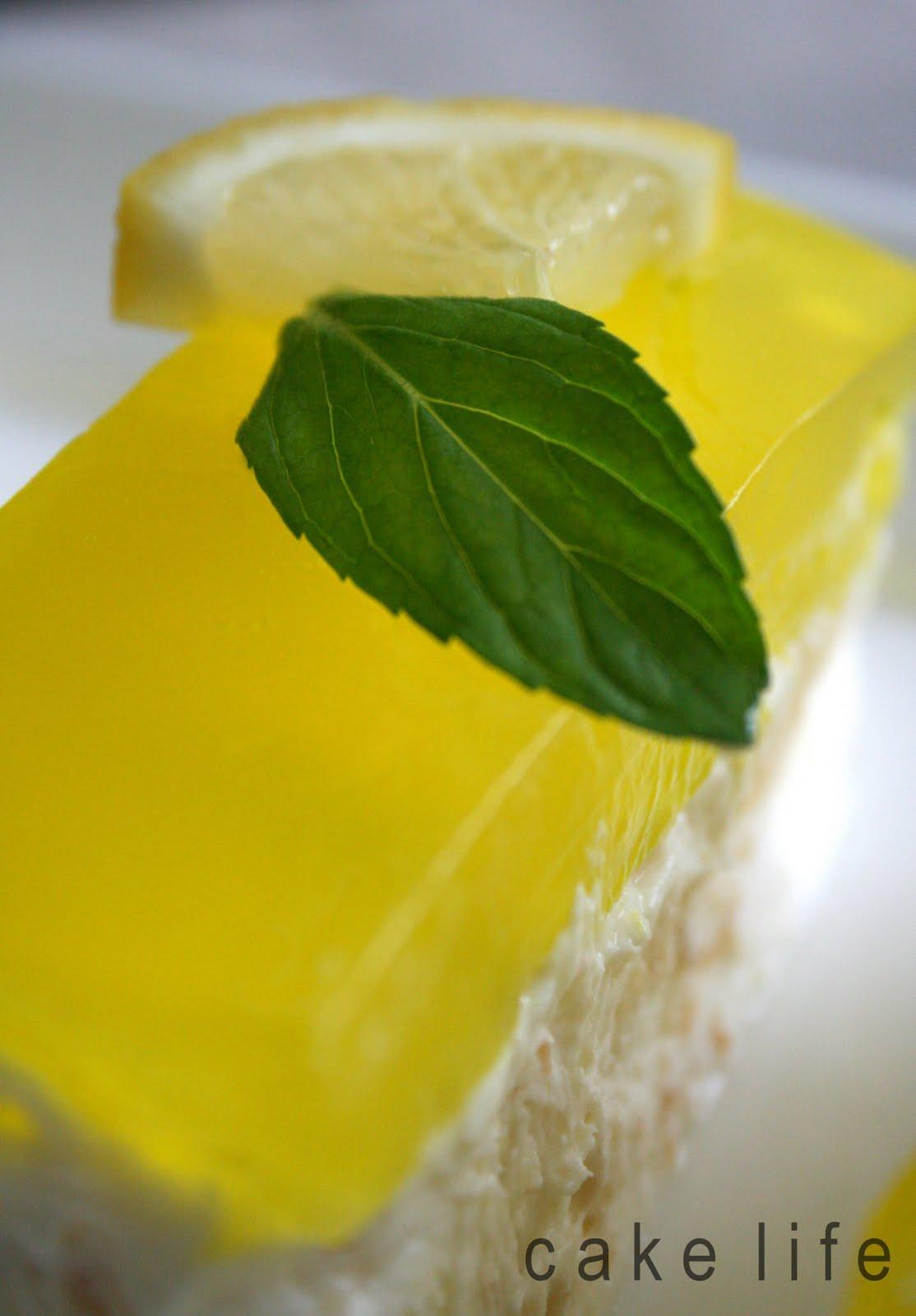Limonlu Vanilyalı Parfe