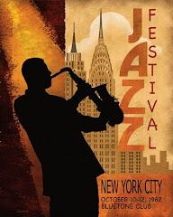 1962 Jazz Festival Poster