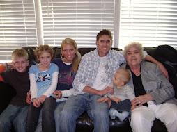 granny and fam