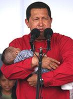 Es hora de irte, Chávez