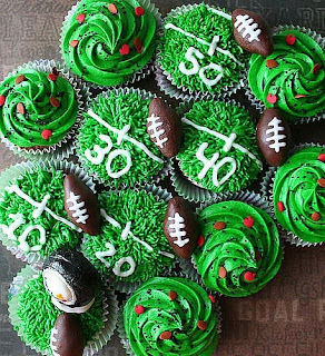 Let's Dish!: Super Bowl Party Ideas For The Family