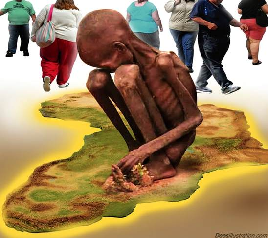 africa explotada