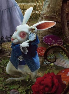 Gbgbarn - Conejo de alicia en el pais de las maravillas ...