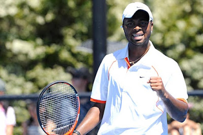 Black Tennis Pros's Donald Young Secures AO Main Draw Slot