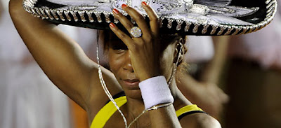 Black Tennis Pro's Venus Williams' Acapulco Blog