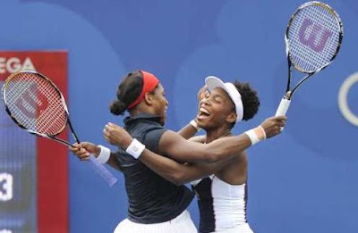 Black Tennis Pro's Being Olympics